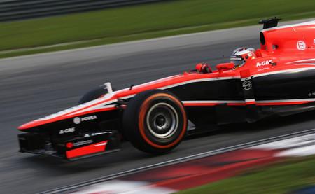 Marussia espera mejorar aún más en China gracias a nuevas piezas