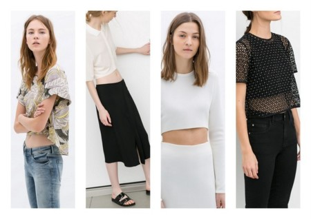 Tendencias pv 2014 low cost crop tops zara