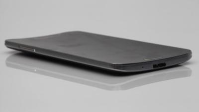 Unboxing de Galaxy Round: ¿cómo de curva es su pantalla?