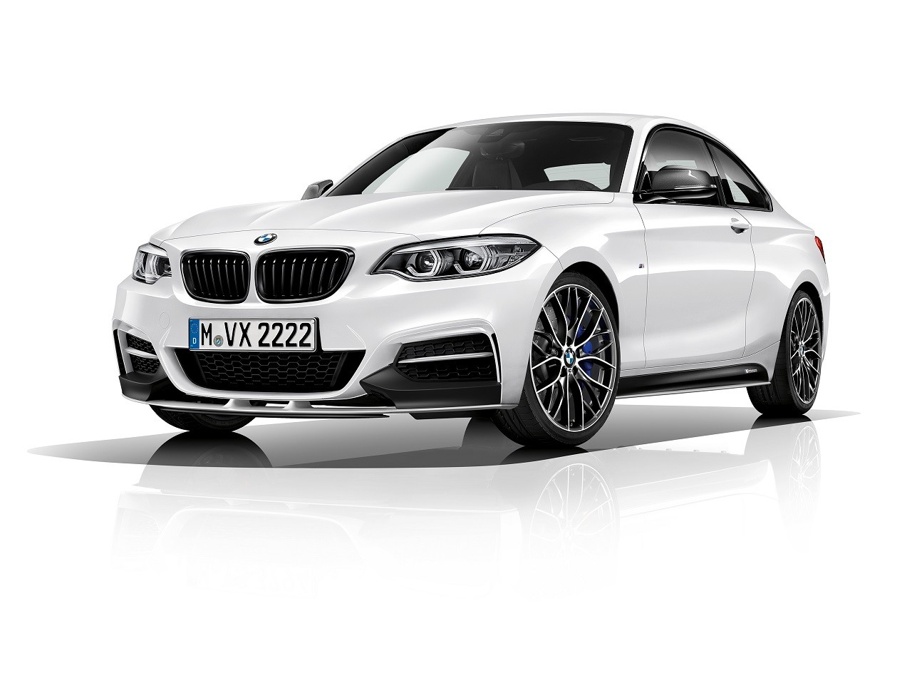 Foto de BMW M240iA M Performance Edition (1/13)