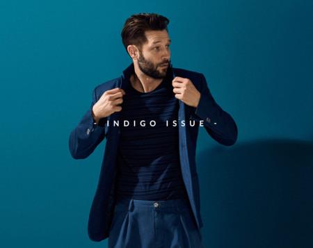 'Indigo Issue': Massimo Dutti declara al azul como triunfador de las tendencias de verano