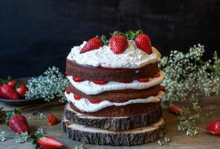 recetas de bizcochos y tartas dulces