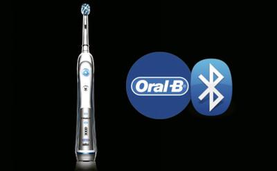 Oral-B prepara su primer cepillo de dientes inteligente