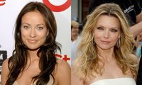 Olivia Wilde y Michelle Pfeiffer en 'Welcome to People', el debut de Alex Kurtzman