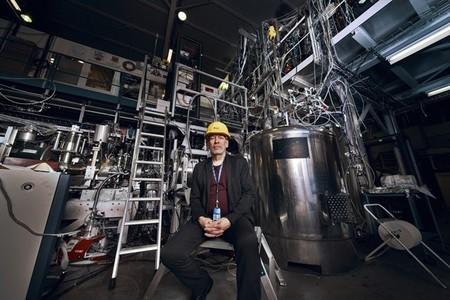 Una transición electrónica del hidrógeno en antimateria es observada por primera vez