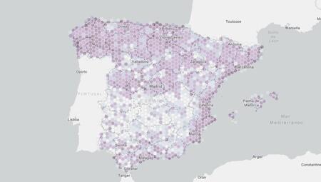 Descubre si tendrás cobertura de fibra con este mapa de los futuros despliegues