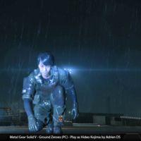 Un mod permite jugar como Hideo Kojima (y más) en el Metal Gear Solid V: Ground Zeroes de PC