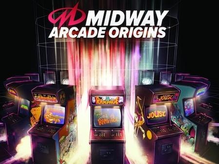 Nostálgico tráiler de lanzamiento de 'Midway Arcade Origins'