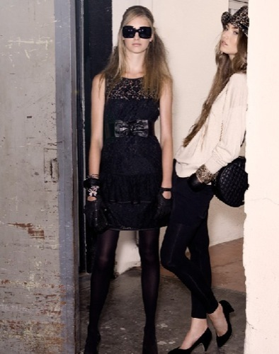 MANGO Think Up, catálogo con todos los looks, little black dress