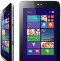Acer Iconia W4 apuesta por las 8 pulgadas de Windows 8.1 'Pro'