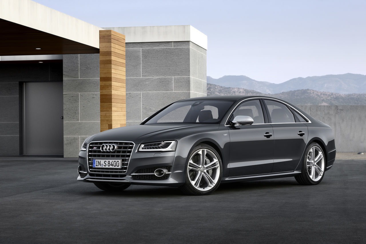 Foto de Audi A8 2013 (45/67)