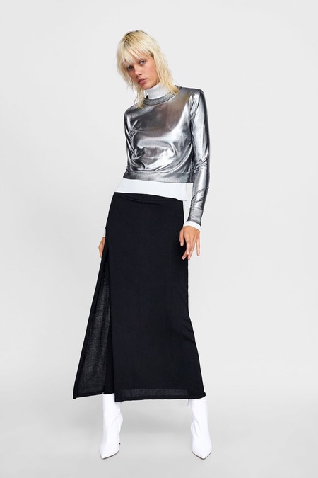 Jersey Irisado Zara