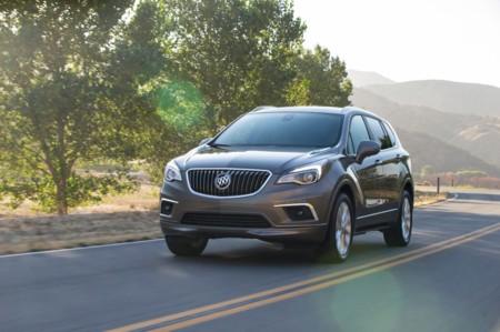 El Buick Envision sí estará a la venta en Norteamérica