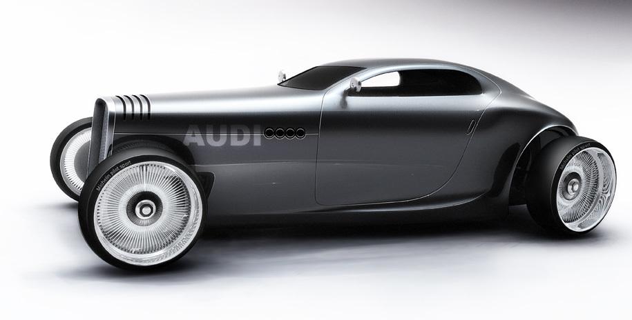 Foto de Audi Gentelman's Racer Hot Rod por Mikael Lugnegård (3/7)