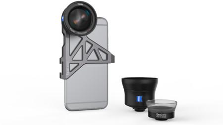 Zeiss y ExoLens presentan tres objetivos para smartphones de alta calidad
