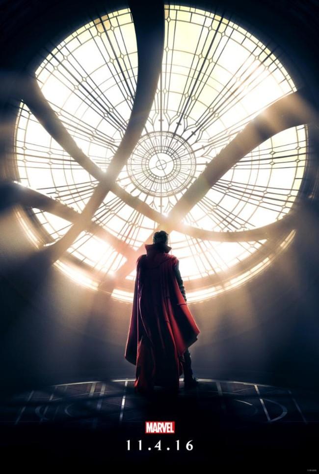 Teaser póster de Doctor Strange