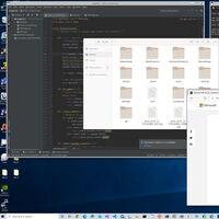 La frontera se difumina: Windows 10 ya ejecuta apps gráficas para Linux (y con aceleración 3D, acceso al audio del sistema...)