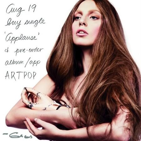 lady agga artpop