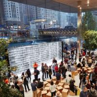 La nueva Apple Store de Chicago entra de lleno en nuestra lista de favoritas
