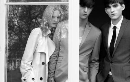Campaña Burberry Black Label, Primavera-Verano 2010
