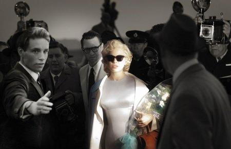 Os presento a Marilyn Monroe... digo Michelle Williams