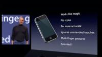 """La oficina de patentes de EEUU declara la patente multitouch """"de Steve Jobs"""" inválida en un nuevo examen preliminar"""