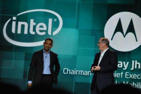 Intel y motorola podrían presentar un smartphone para el 18 de septiembre