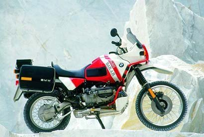 BMW R 100 GS PD