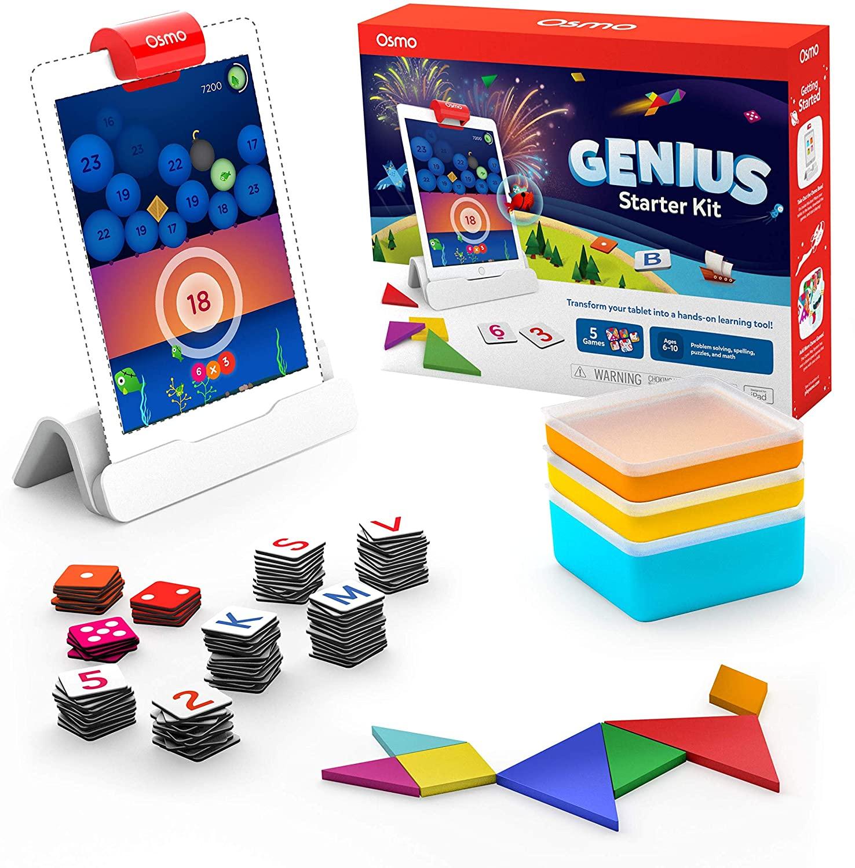 Osmo - Genius Starter Kit para iPad (Nueva versión)