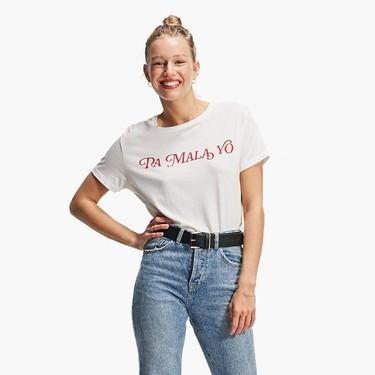 La camiseta «Pa mala yo» de Aitana War se convierte en viral y se agota en Stradivarius en 24 horas