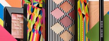 Bobbi Brown y la artista Morag Myerscough se unen para crear una colección de maquillaje cargada de buen rollo