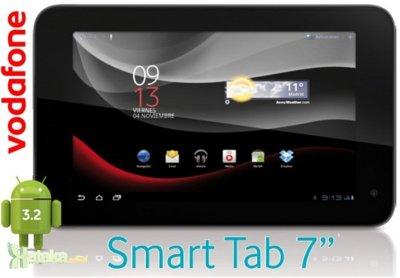 Vodafone lanza su propio tablet con Android en prepago y contrato desde 0 euros