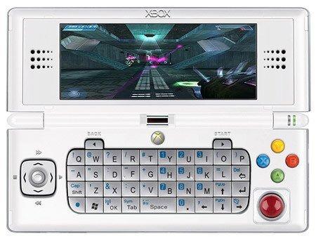 XBox portátil. Bueno, un intento