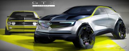 Opel Gt Experimental Y Opel Manta