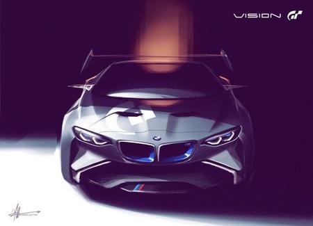 BMW Vision llega al videojuego Gran Turismo 6