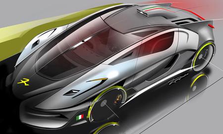 FV Frangivento Asfanè DieciDieci, el nuevo hiperdeportivo híbrido a punto de pasar a la etapa de producción