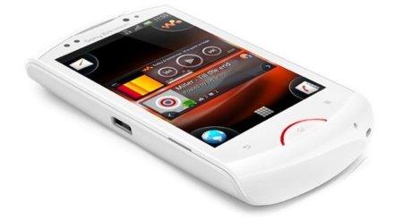 Sony Ericsson apuesta por un teléfono/walkman con Android