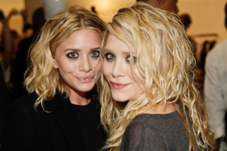 El estilo grunge por Mary-Kate y Ashley Olsen, tendencia 2009