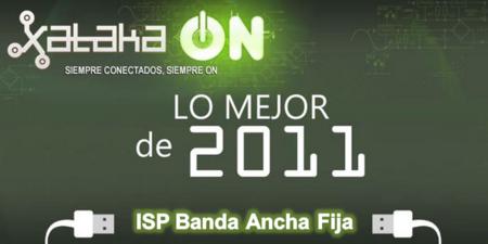 Mejor ISP de Banda Ancha Fija 2011: las votaciones