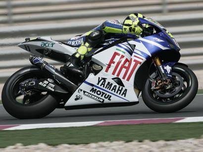 Qatar Rossi