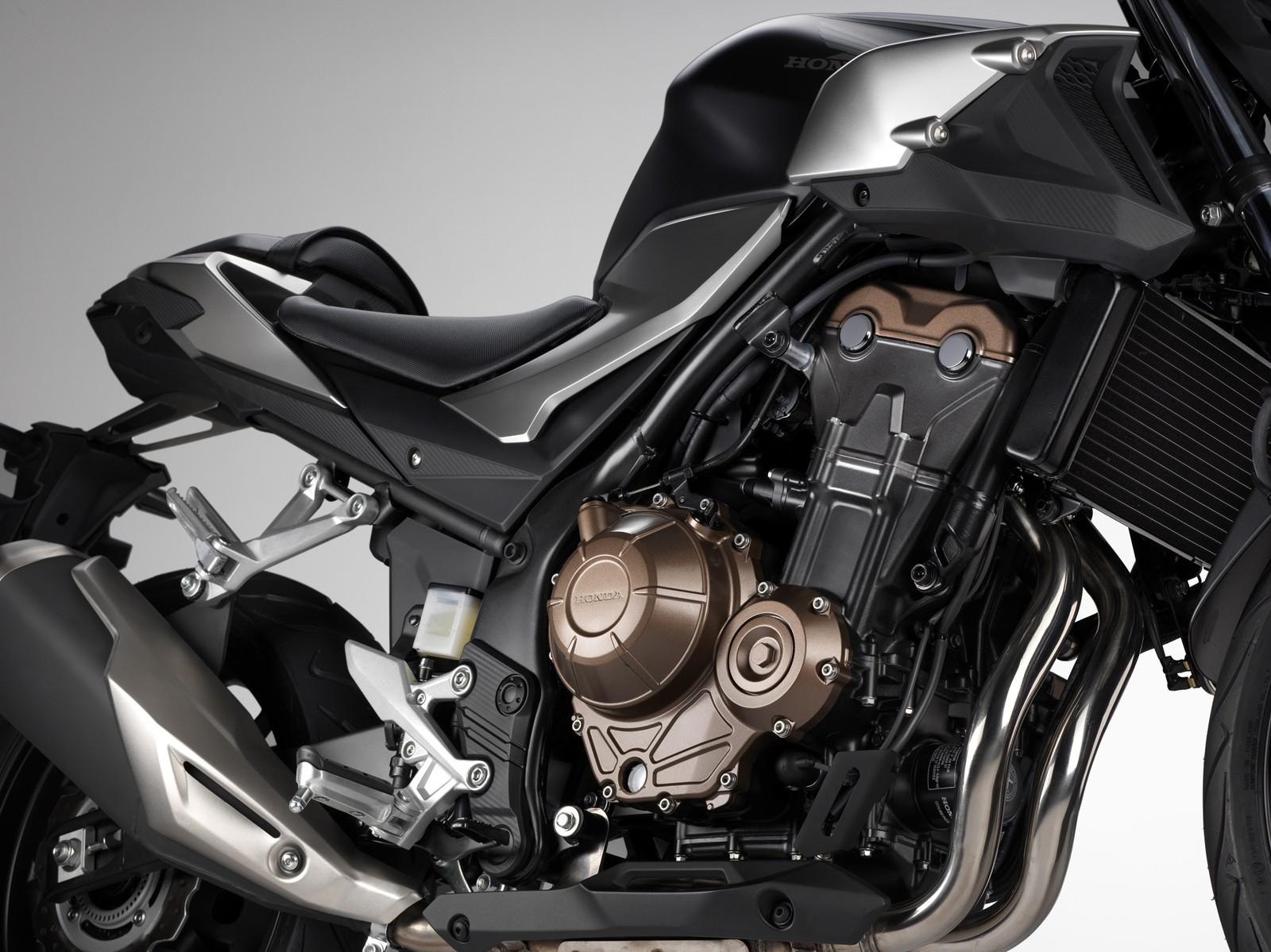 Foto de Honda CB500F 2019 (2/51)