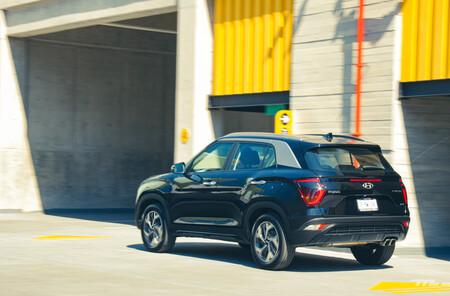 Hyundai Creta 2021 Prueba De Manejo Opiniones Resena Mexico 39