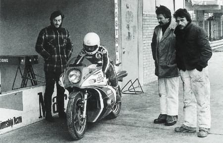 Bimota y todos los modelos SB, 30 años montando motores Suzuki (Parte I)