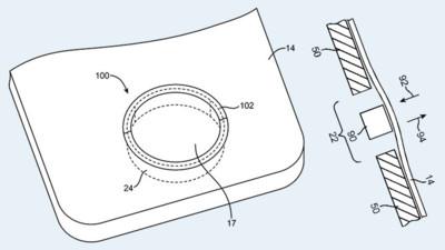 Apple se hace con una patente de pantallas flexibles que abre interesantes posibilidades al iPhone y el iPad