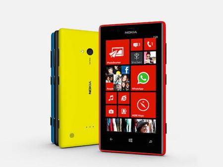 Cámara del Nokia Lumia 720