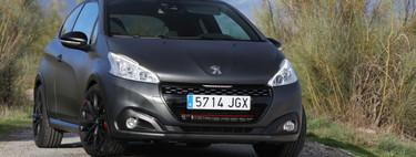 Probamos el Peugeot 208 GTi by Peugeot Sport y por todo esto no queríamos bajarnos de él
