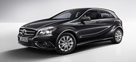 Mercedes-Benz A 180 y A 180 CDI Edition: campeones en austeridad