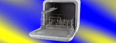 El lavavajillas barato, pequeño y portátil de Lidl está agotado: aquí tienes cinco alternativas que sí puedes comprar