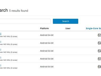Un tal Nokia D1C se ha paseado por Geekbench hasta 5 veces