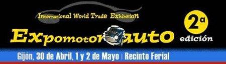 Expomotorauto 2ª edición, del 30 de abril al 2 de mayo en Gijón